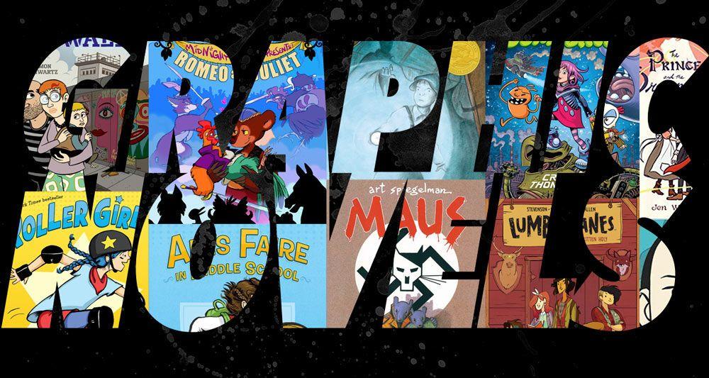 Graphic Novels & Struggling Readers