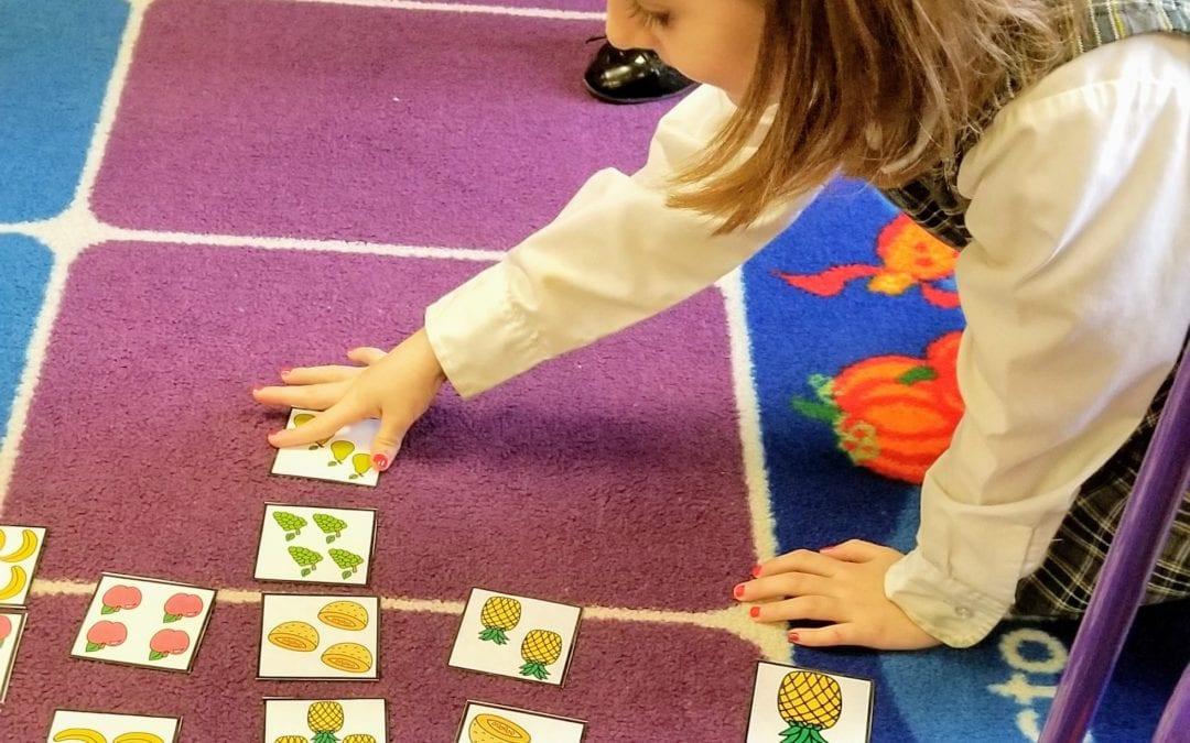 Sorting and Classifying